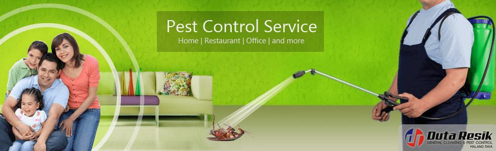 pest control malang