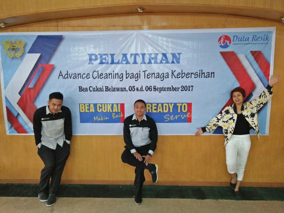 Training-Cleaning-Bea-Cukai-Dutaresik