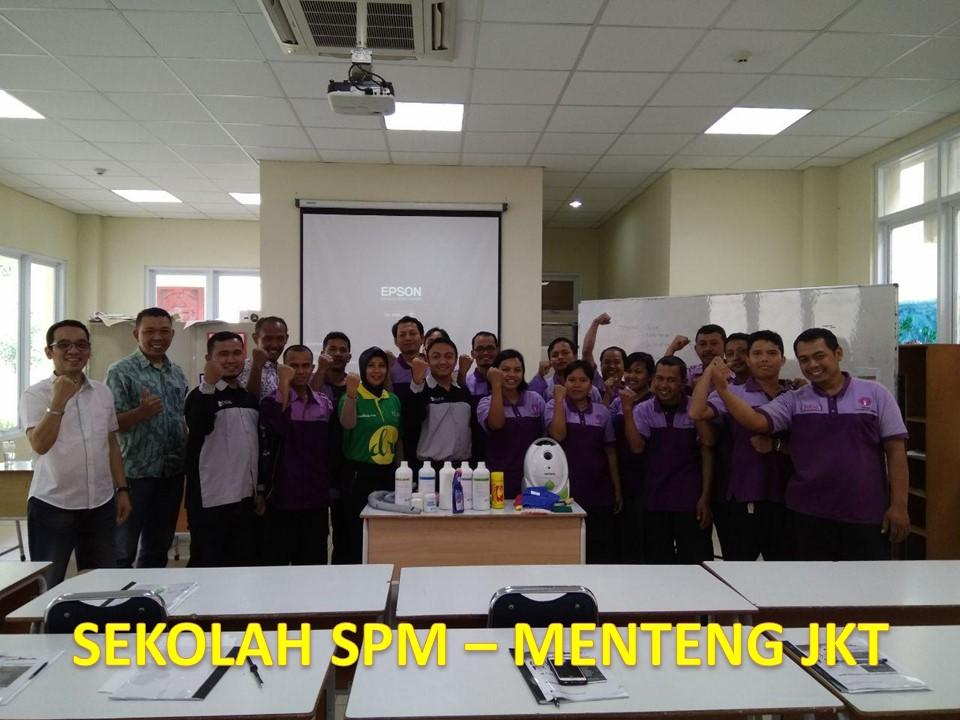 training-cleaning-service-sekolah-spm-jakarta