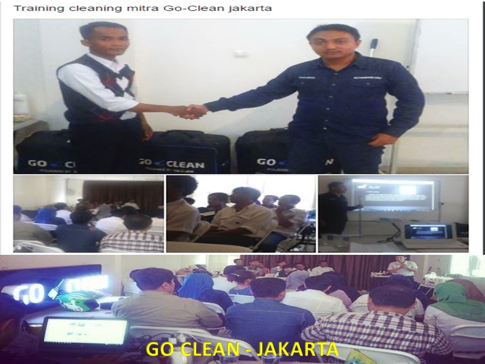 Training-Cleaning-Go Clean Jakarta-Dutaresik