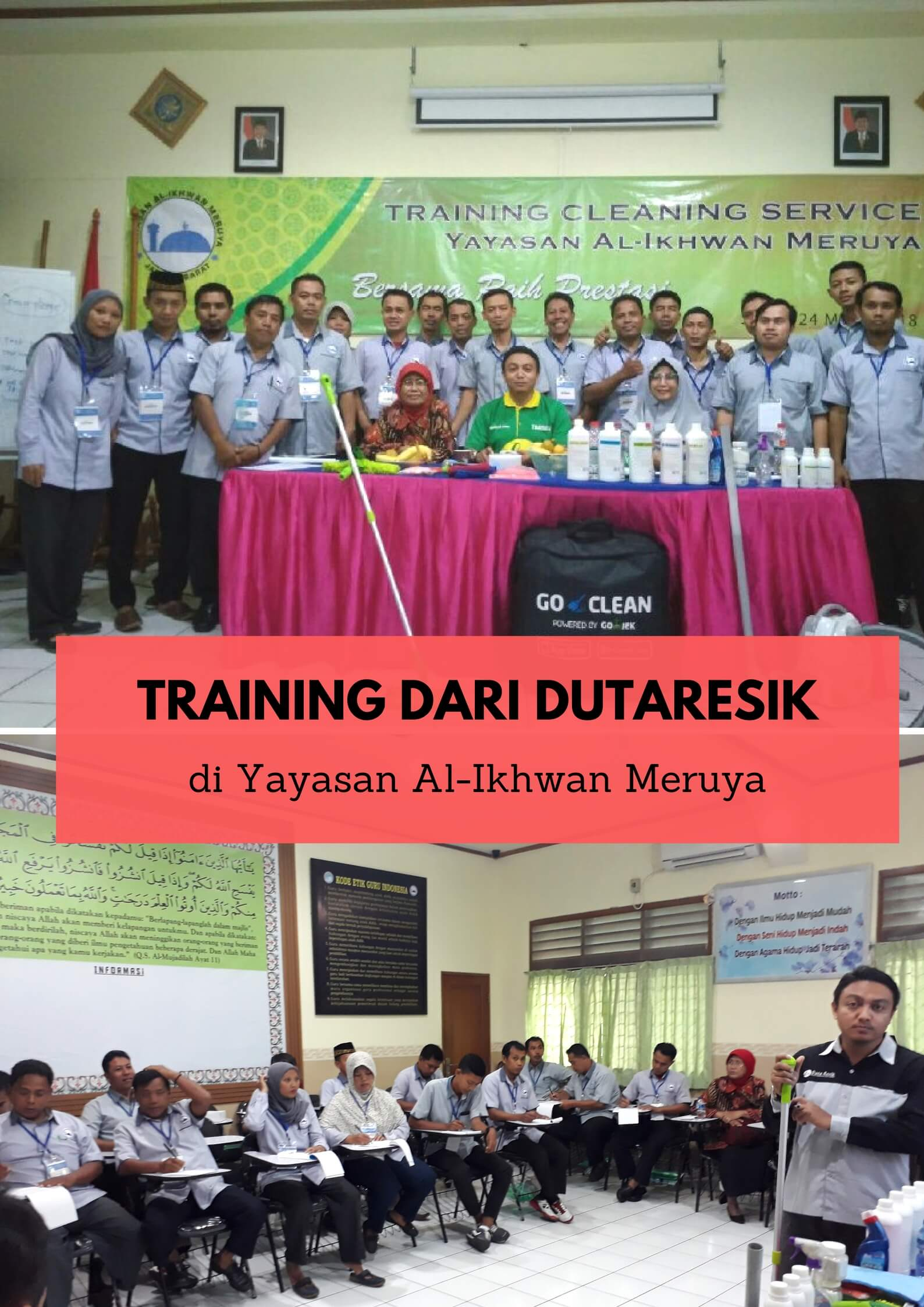 training dutaresik