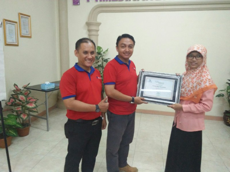 Training Cleaning Service di R.S Sumber Hurip Cirebon