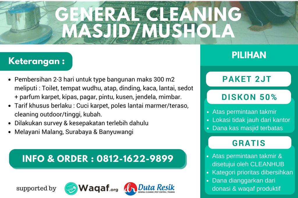 Paket-bersih-bersih-masjid-malang-dutaresik