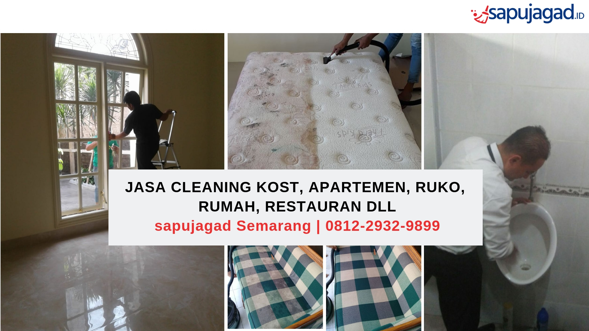 Jasa Cleaning Service Panggilan Semarang Duta Resik