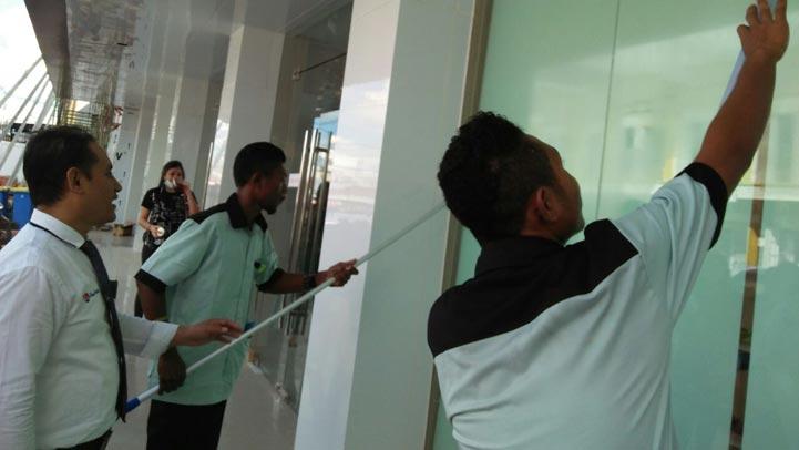 training-tenaga-kebersihan-perusahaan-duta-resik