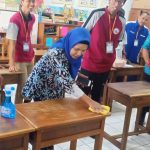 training cleaning service sekolah