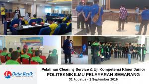 Pelatihan & Sertifikasi Kliner Junior di PIP Semarang