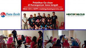 Pelatihan Go Clean Jawa Tengah