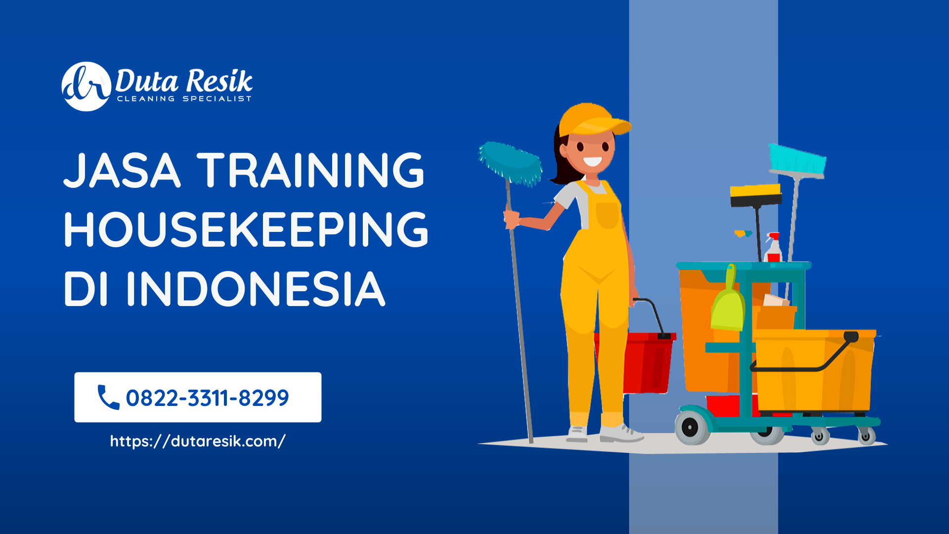 Pelatihan Housekeeping Indonesia