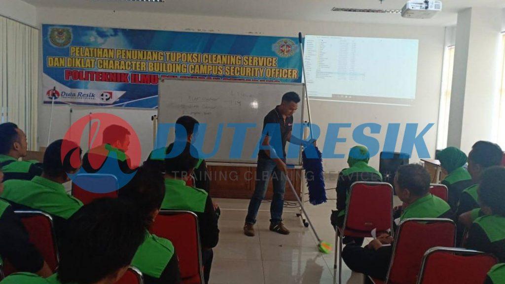 Training & Sertifikasi BNSP Cleaning - Dutaresik