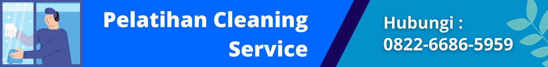 Pelatihan Cleaning Service
